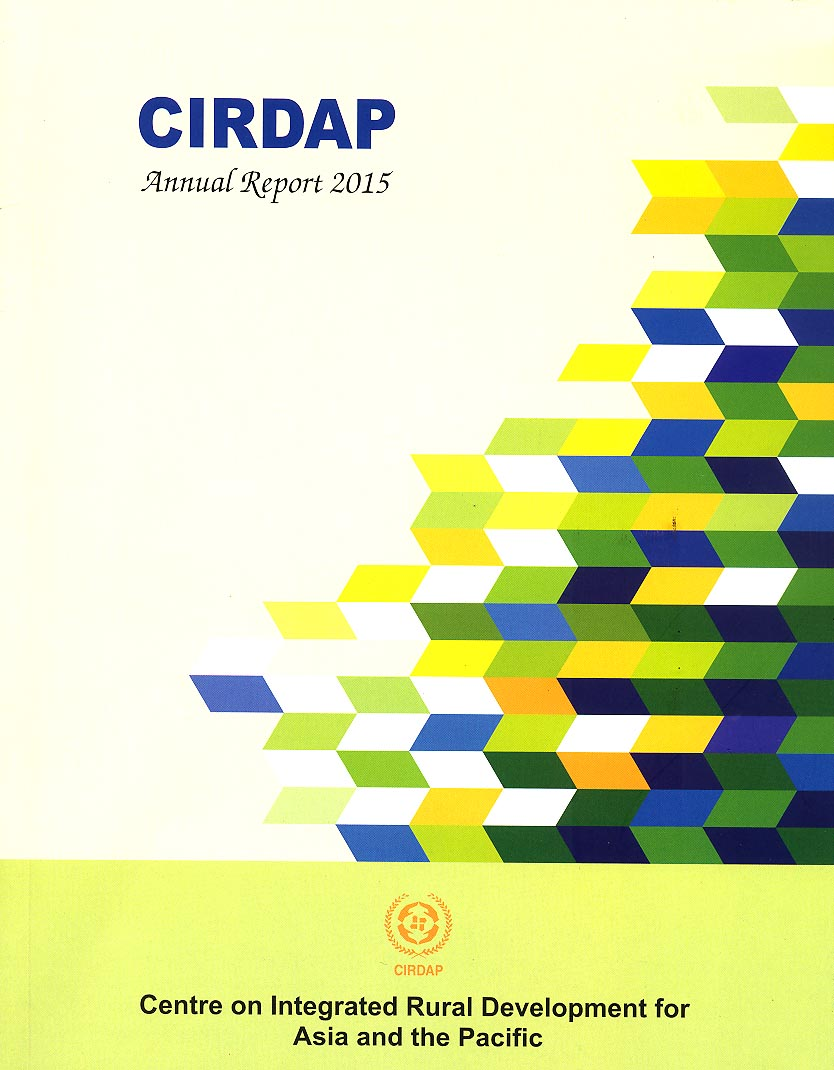 Cover CIRDAP Report 2015