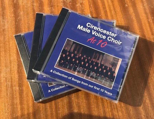 Choir CD