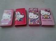 Berbagai aneka dompet Hello Kitty
