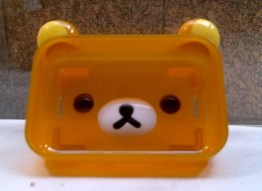 Rilakkuma Bar Soap Container