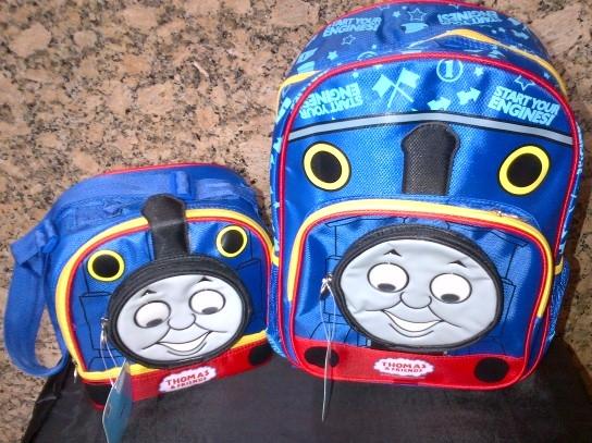Tas punggung Thomas..