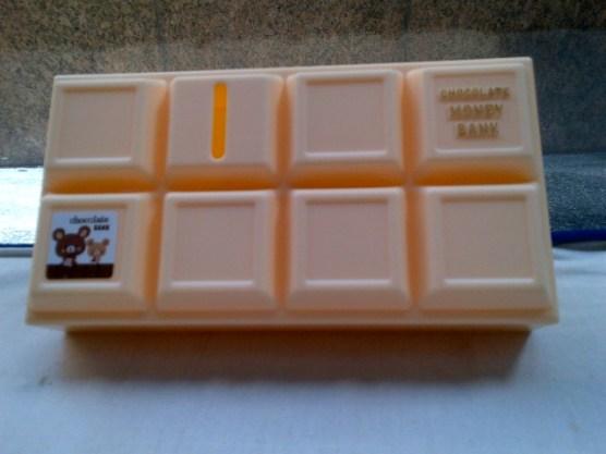 White Chocolate Savings