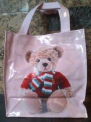 Tas Jinjing Teddy Bear