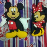 Mickey-Minnie Mouse