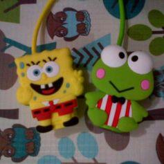 SpongeBob, Keroppi