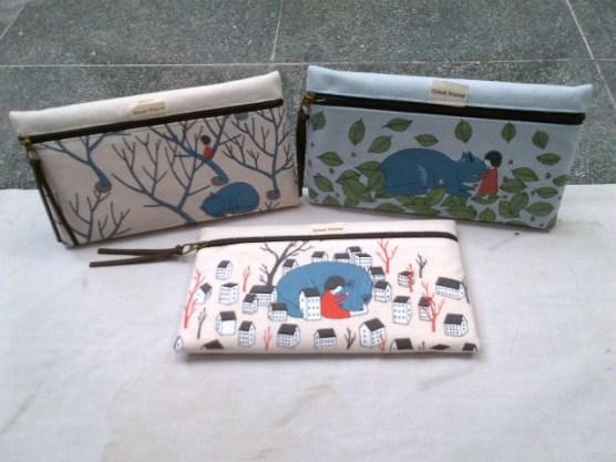 Dompet Karakter Jepang