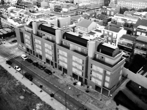 31 apartments in Carabanchel, Madrid