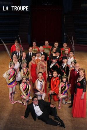 Cirque Educatif Sin Le Noble : cirque, educatif, noble, Circus