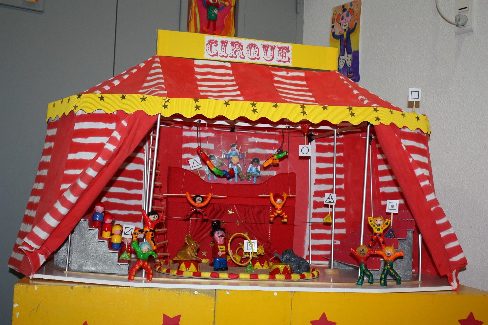 Accompagnement Des Coles Dans Leur Projet Cirque Cirque
