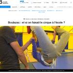 Ecole des arts du cirque de Boulazac - Périgueux Screenshot_2018-11-28-Boulazac-et-si-on-faisait-le-cirque-à-lécole- Presse et médias