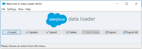 Apex Datalodaer: vital tool to help in a Salesforce Data Migration