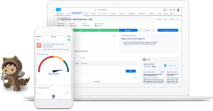 Salesforce Lightning Experience across multiple devices