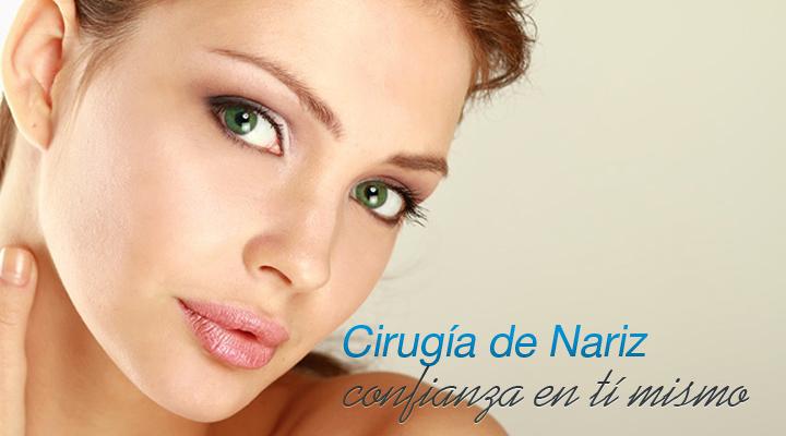 La rinoplastia o cirugía de la nariz, en Monterrey México, proporciona mejoras duraderas en la cara.