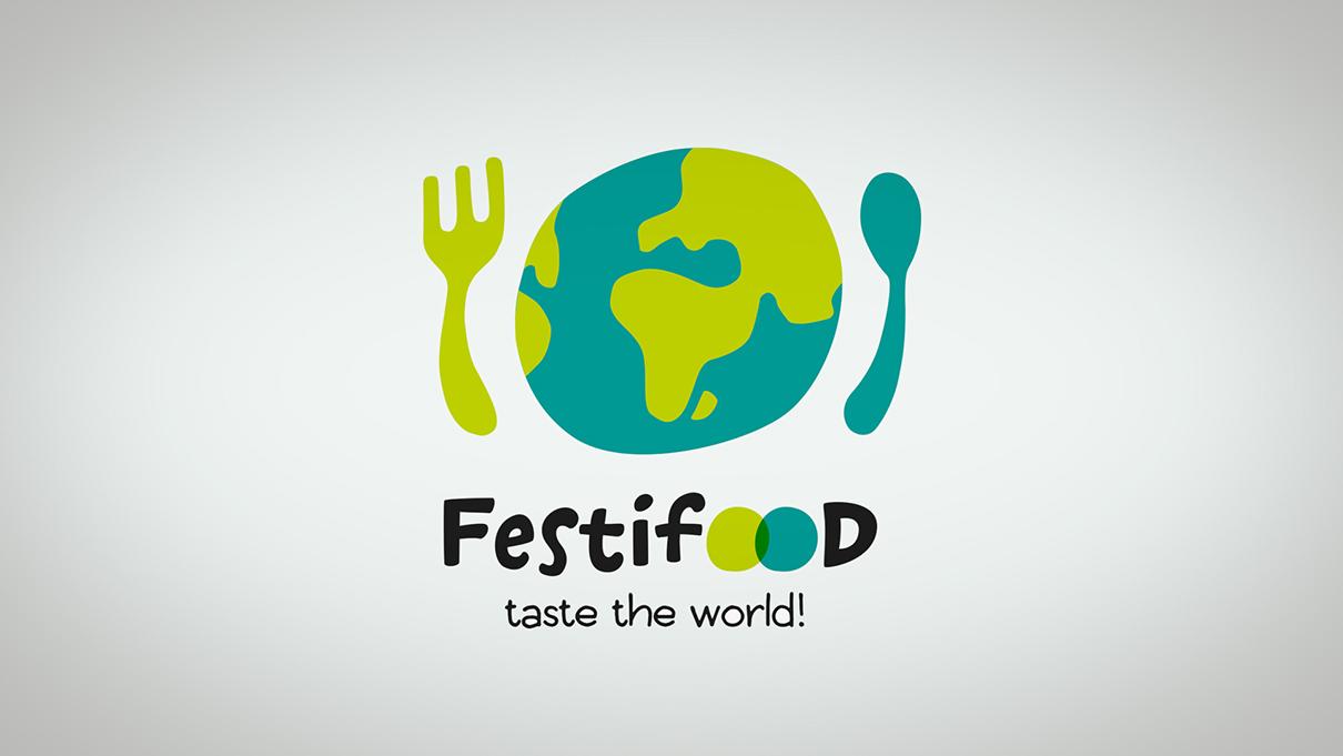 Diseño de logo Festifood