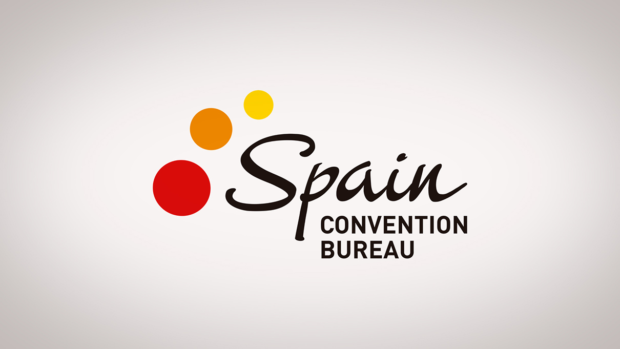 Diseño de logo Spain convention bureau