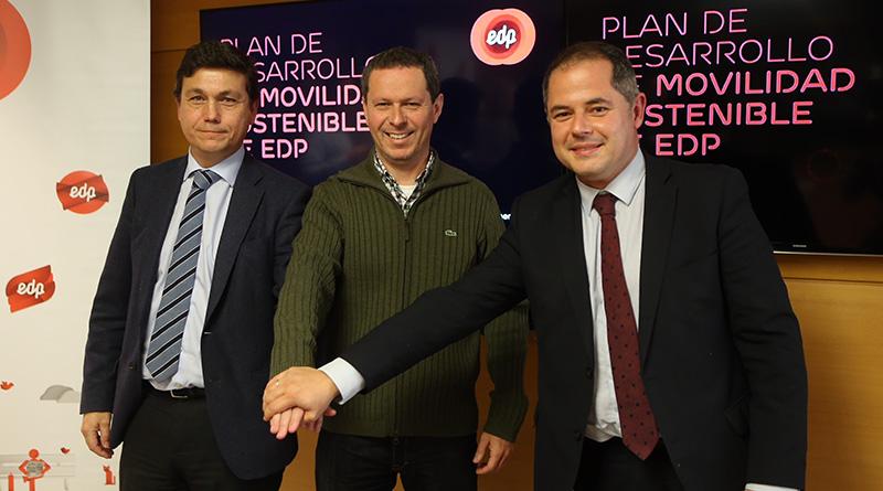 EDP lidera el impulso de la movilidad eléctrica con la ampliación de su red de recarga