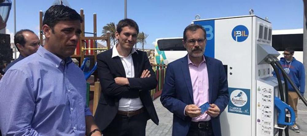 IBIL y el Cabildo de Fuerteventura ponen en funcionamiento 6 puntos de recarga de vehículos eléctricos en la Isla