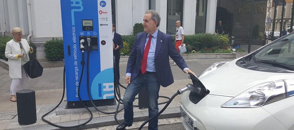 Bilbao contará con dos nuevas instalaciones de recarga rápida de vehículos eléctricos de IBIL