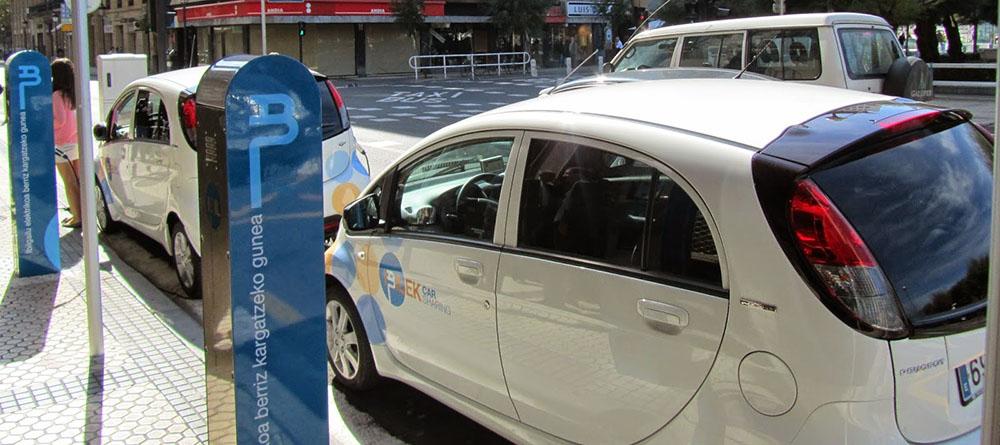 IBIL colabora con el Ayuntamiento de Vitoria-Gasteiz en la campaña de pruebas de vehículos eléctricos para empresas