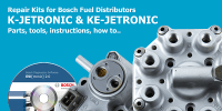 Repair Kits for Bosch Fuel Distributors K