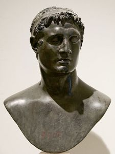 Ptolemaic ruler, probably Ptolemy II Philadelphus.
