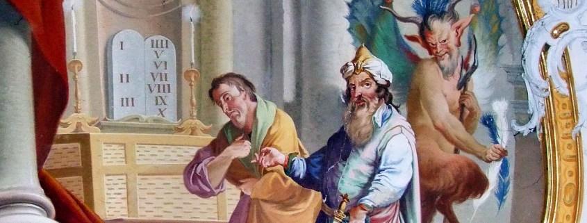 Антисемитизм в Новом Завете?