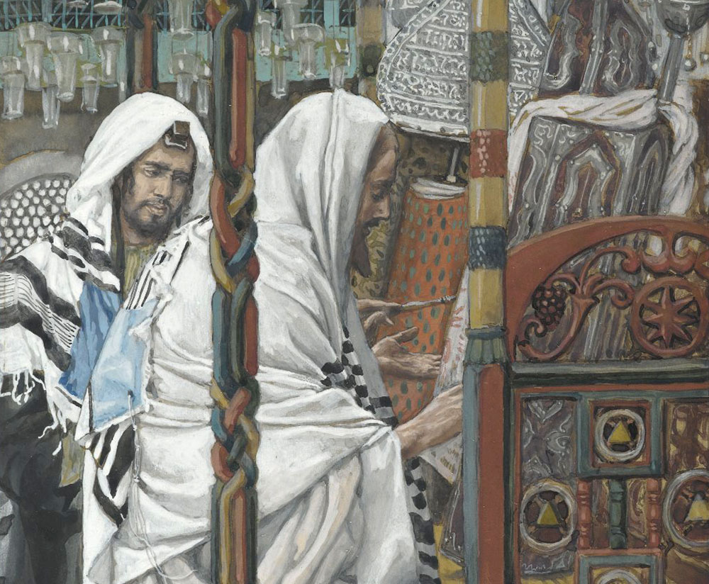 Jesus Teaches in the Synagogues