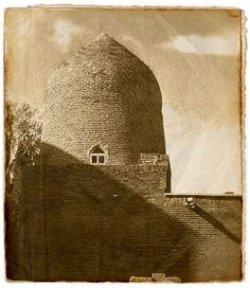 Гробница Эстер в Хамадане, Иран