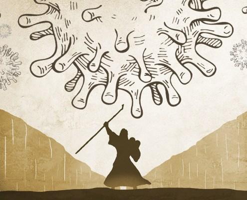 Коронавирус: Размышления о Божьих казнях со времён Моисея