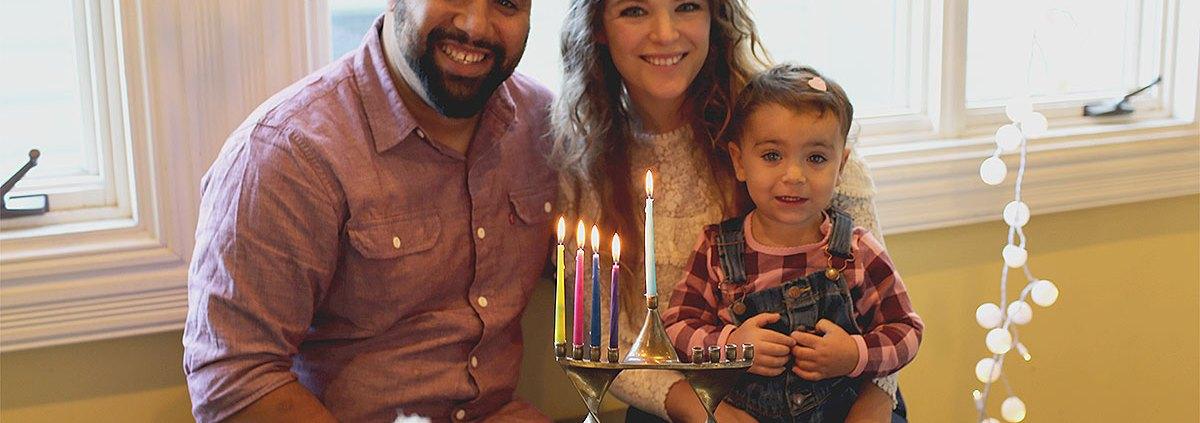 Мессианская еврейская семья — межрелигиозная?