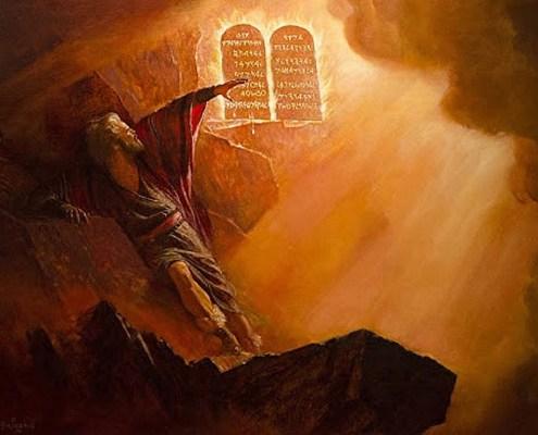 A Prophet Like Moses