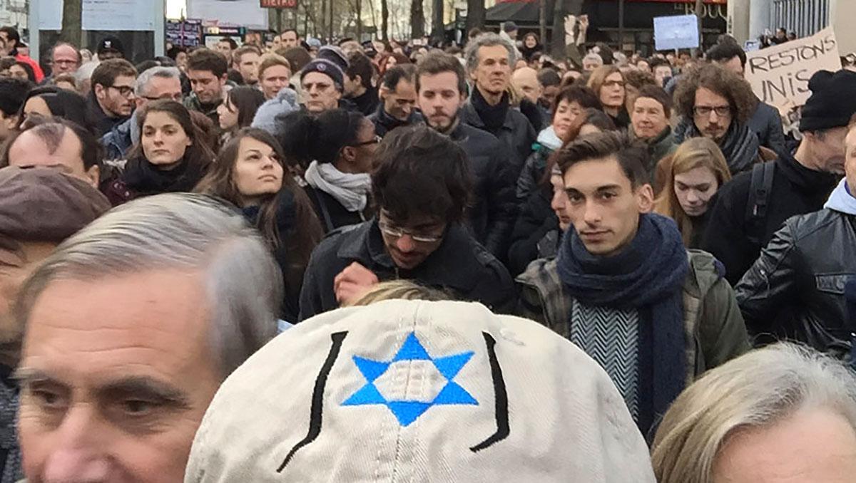 Мы должны противостать духу антисемитизма