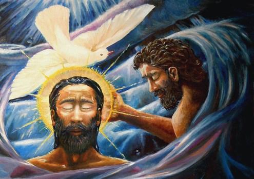 Зачем Йешуа совершил твилу? Что общего у твилы с крещением?