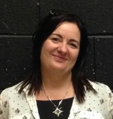 Treasurer, Pauline McMahon