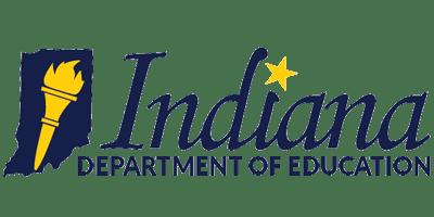 Indiana DOE logo