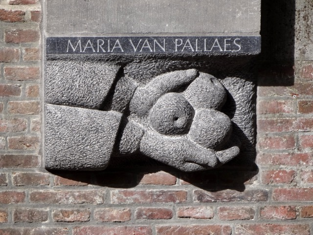 Maria van Pallaes