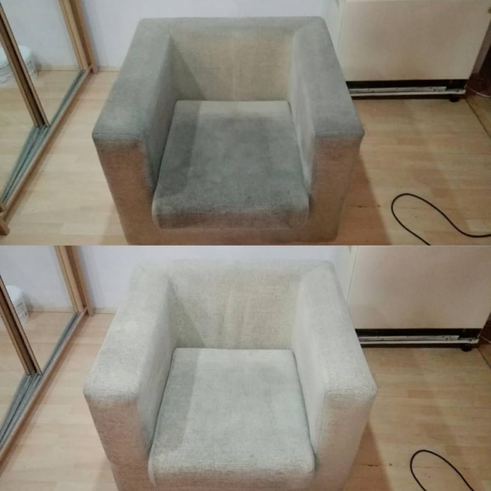 Dubinsko pranje fotelje