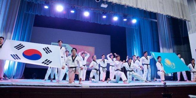 알마티에서 2018 평창 동계올림픽 문화 콘서트 열리다