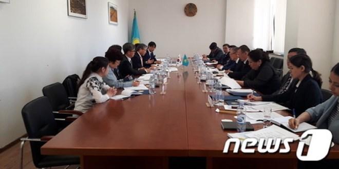 카자흐스탄, 자국 체류 한국 기업인에 3년 비자 발급 조치 취해 나가기로
