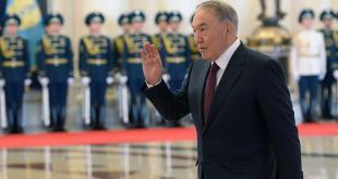 지난 11월 기사에서 나자르바예프 대통령 사임을 미리 예측