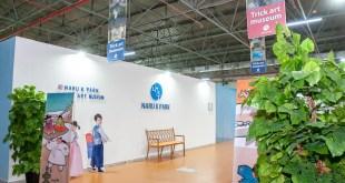 나루 K 파크, 한국인 최초 카자흐스탄에 트릭아트 전시관과 키즈파크 오픈