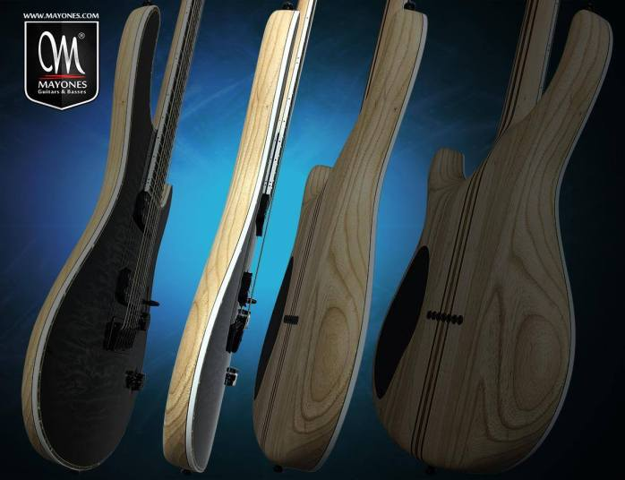 źródło: fb.com/Mayones.Guitars.Basses