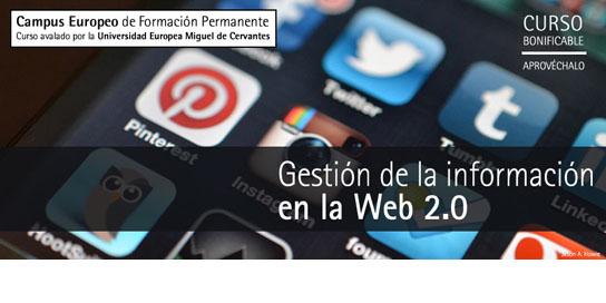 Gestión de la información en la Web 2.0