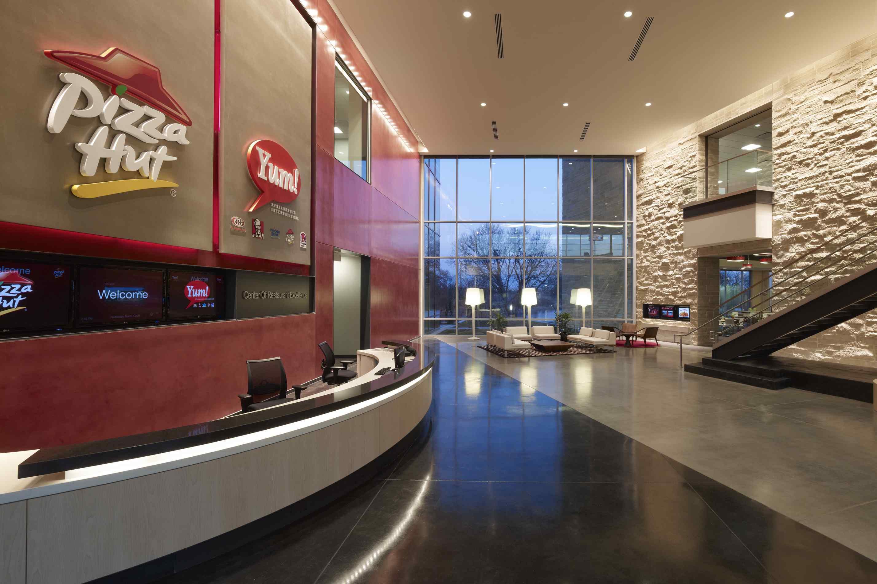 Pizza Hut Corporate Headquarters  Citadel National