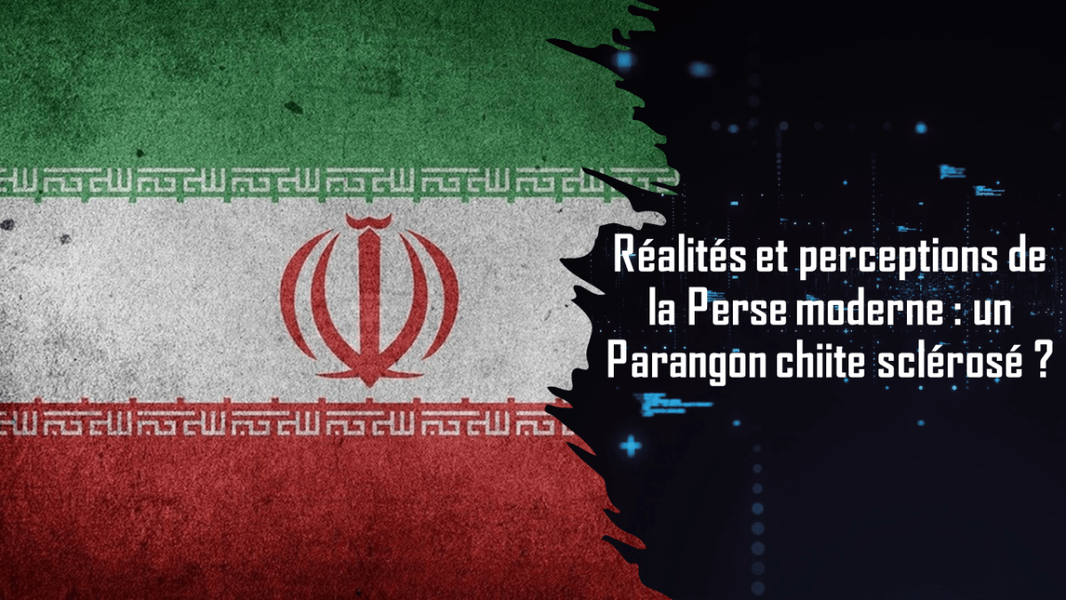 Citalid Iran realites et perceptions de la Perse moderne un Parangon chiite sclerose