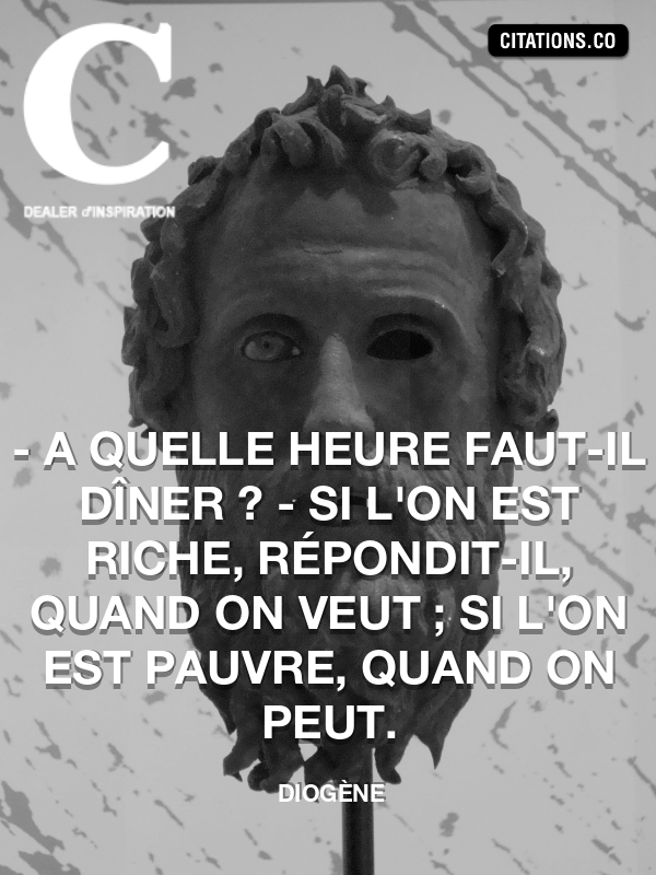 Quand On Veut On Peut Citation : quand, citation, Citation, Diogène, Citation-inspiration.com