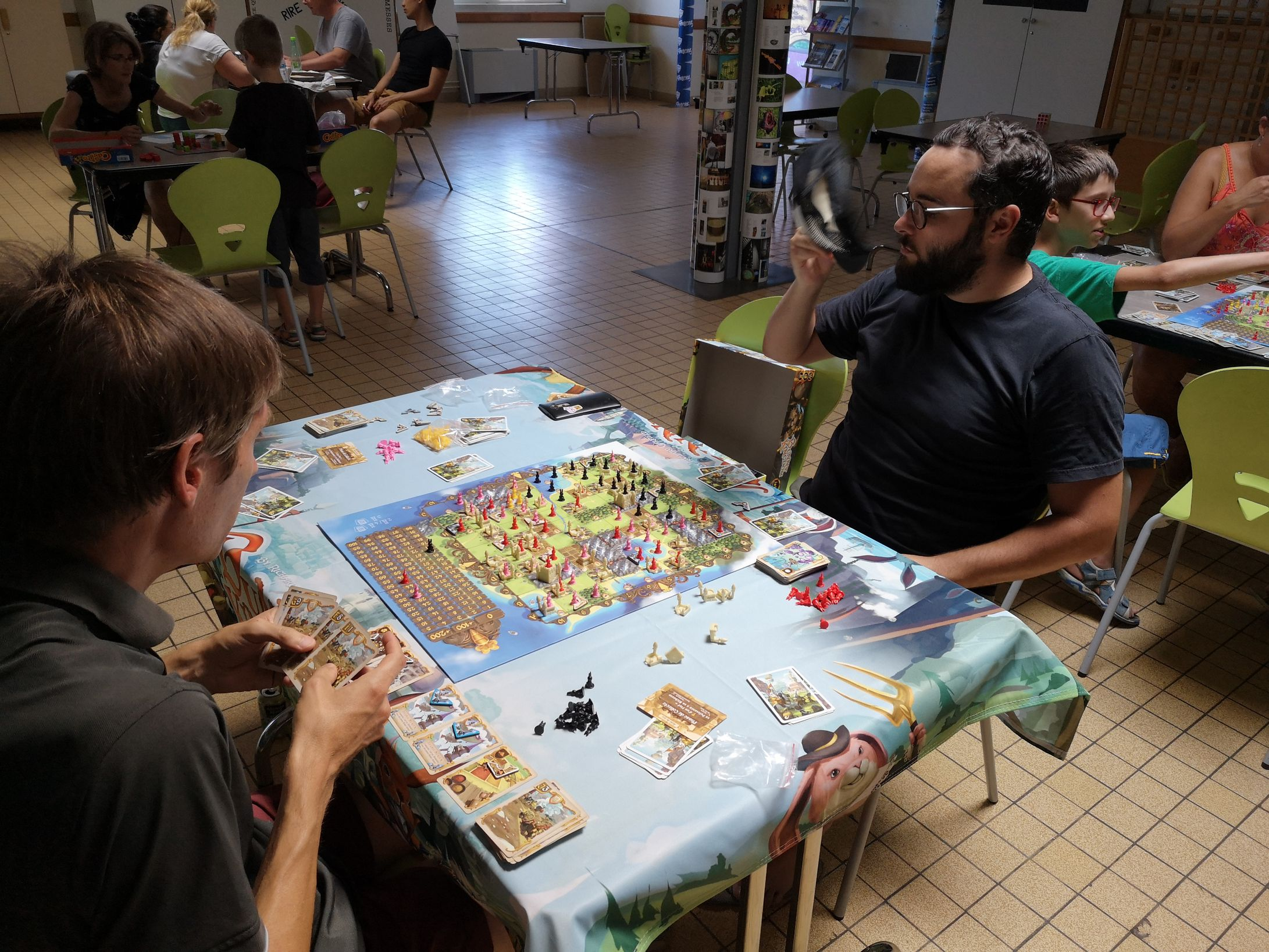 Tournoi Bunny Kingdom