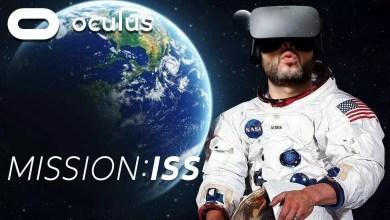 Photo of Se podrá estar en el espacio gracias a la realidad virtual.