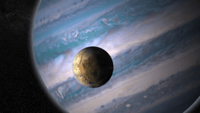 Photo of Descubren planeta gigante orbitando cerca de una estrella enana