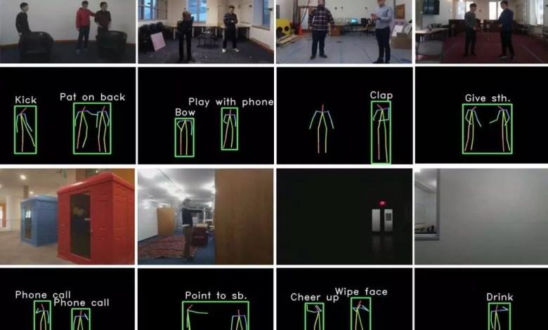 Photo of RF-Action, Inteligencia artificial que puede ver a través de las paredes.